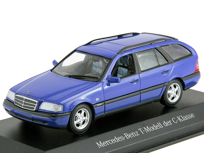 1 43 mercedes benz c class t model esprit s202 w202 1996 for Mercedes benz c class w202
