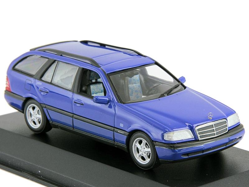 1 43 mercedes benz c class t model esprit s202 w202 1996 for Miniature mercedes benz models