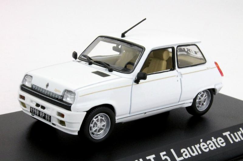 1 43 Renault 5 Laureate Turbo 1985