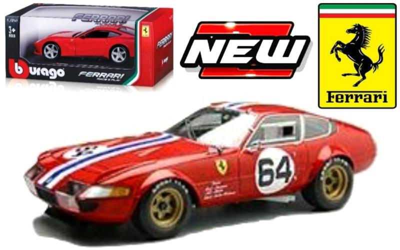 1 24 Ferrari 365 Gtb4 Competizione 1a Serie 64