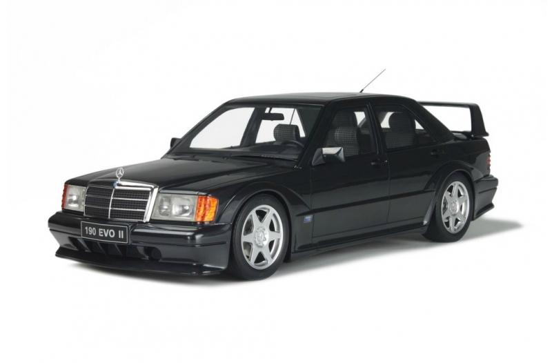1 12 Mercedes Benz 190e 2 5 16 Evolution 2 Blue Black Db199