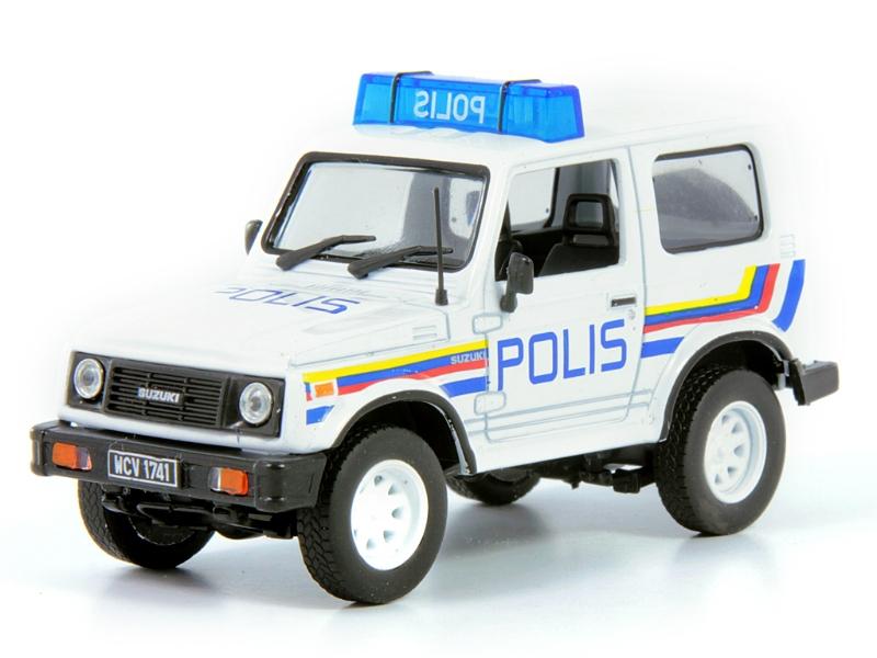 Suzuki Jimny Diecast Model