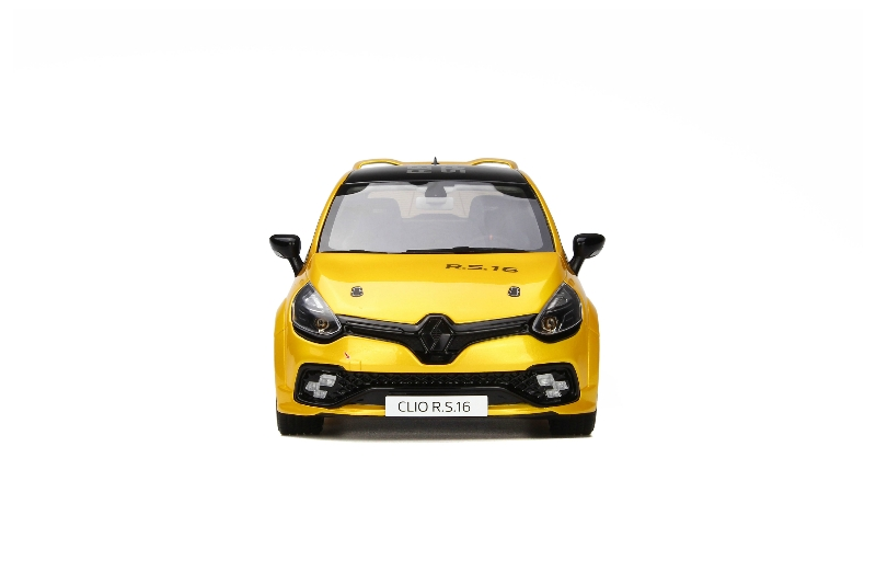 118 Renault Clio Rs 16 Sports Concept Car 40 Years Of Renault Sport