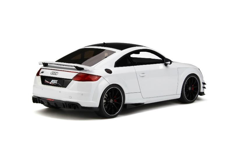 1 18 Audi Tt Rs R Quattro Coupe Abt Sportsline Tuning Glacier White