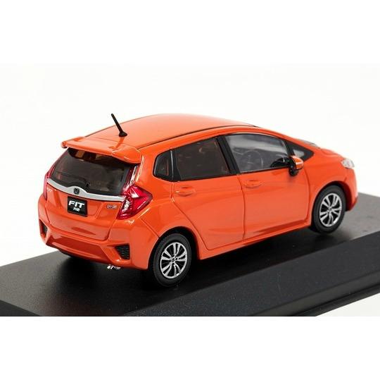Nice 1//43 Kyosho Honda Fit RS Orange J Collection Tokyo