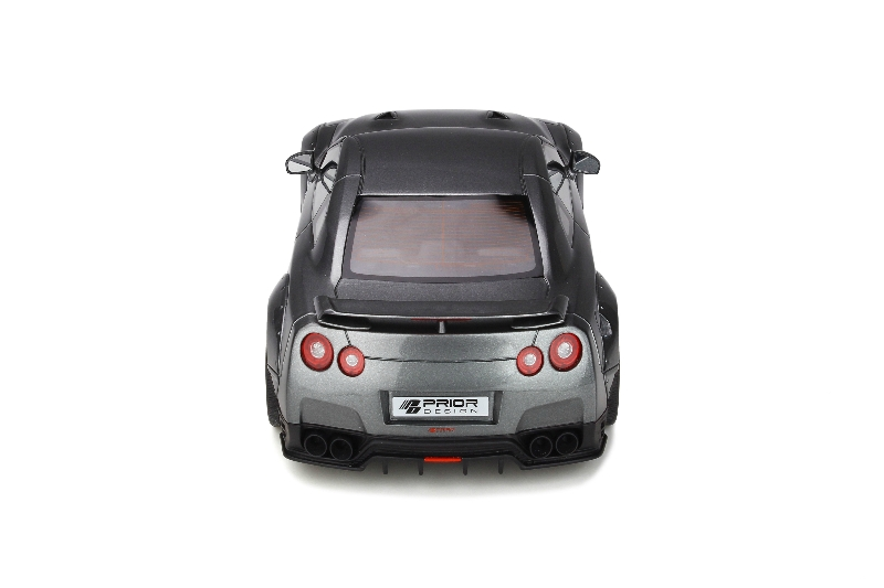 1:18 PD750WB Nissan GT-R Nismo R35 Modified by Prior Design Tuning