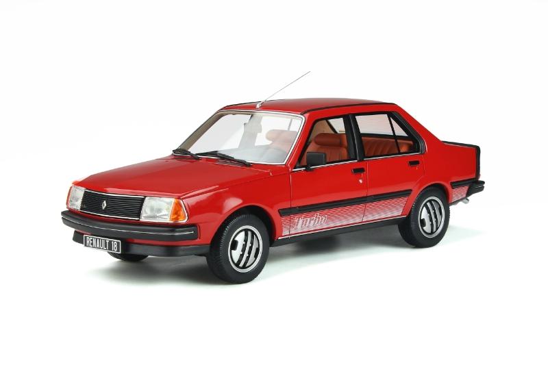 OT849 Auto in Miniatura da Collezione Otto Mobile