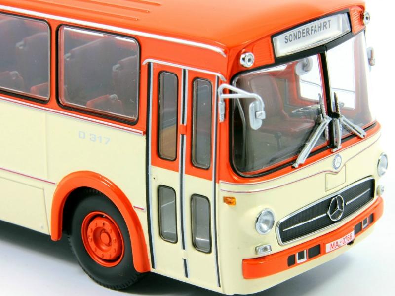 1 43 Mercedes Benz O 317 K Bus