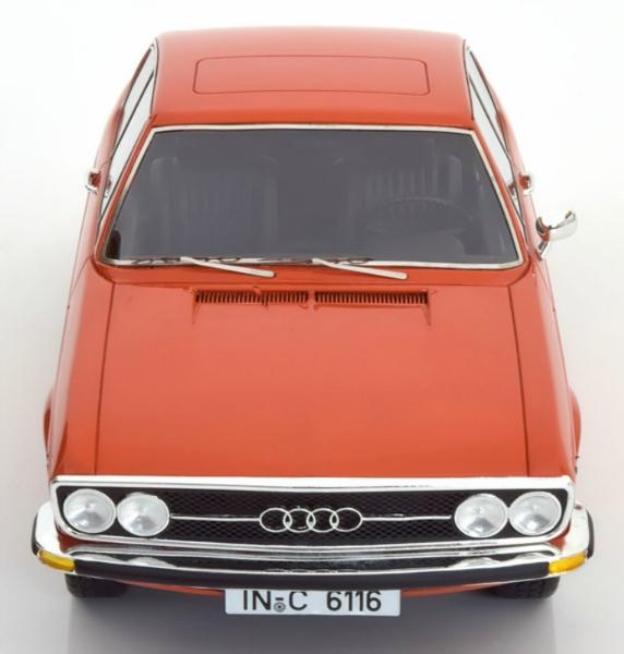 1//18 KK-Scale Audi 100 Coupe S 1970 orange KKRE180003